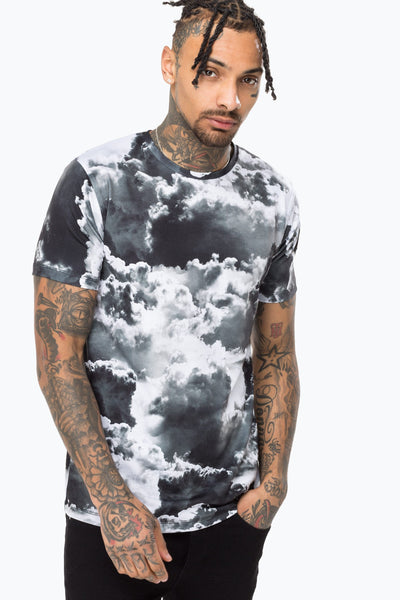 HYPE CLOUDS MEN'S T-SHIRT
