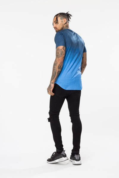 HYPE MIDNIGHT FADE MEN'S T-SHIRT