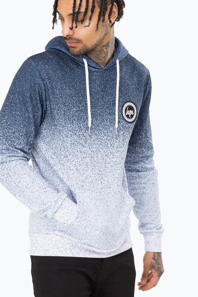 HYPE SPECKLE FADE MEN'S PULLOVER HOODIE