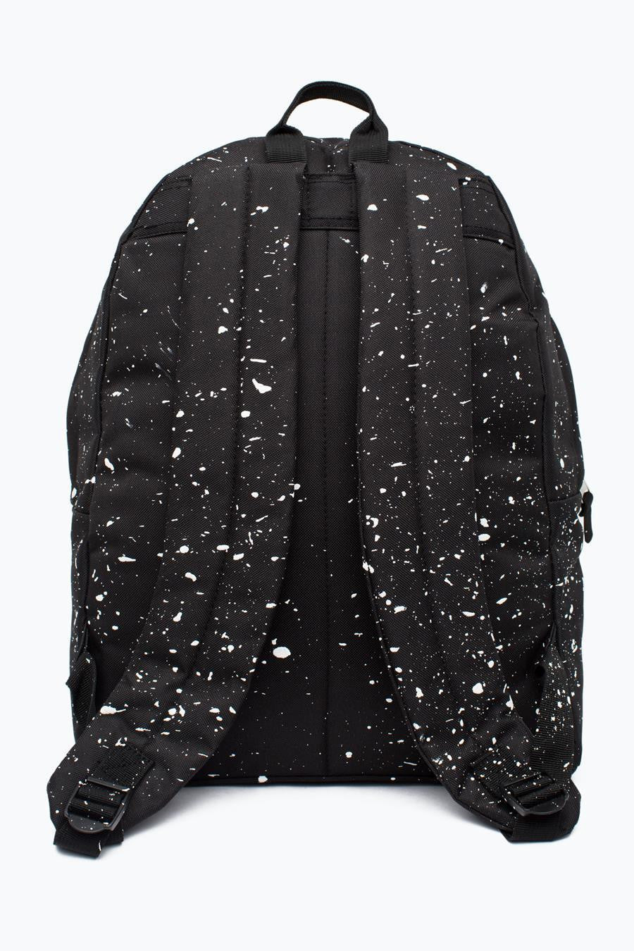 HYPE SPECKLE  BLACK/WHITE  BACKPACK