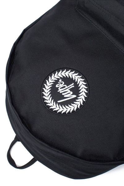 HYPE BADGE  BLACK  BACKPACK
