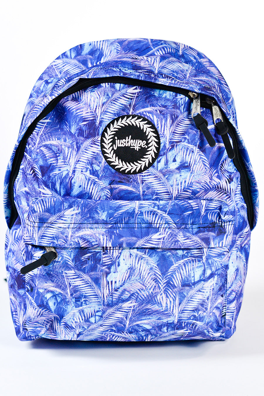 HYPE BLUE PALM BACKPACK