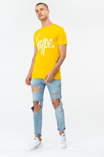 HYPE MANGO SCRIPT MEN'S T-SHIRT