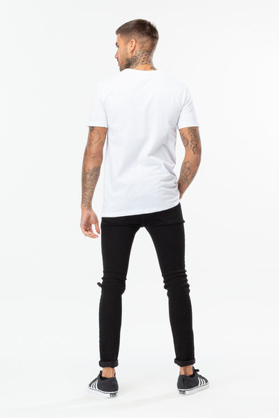 HYPE WHITE VENOM MEN'S T-SHIRT