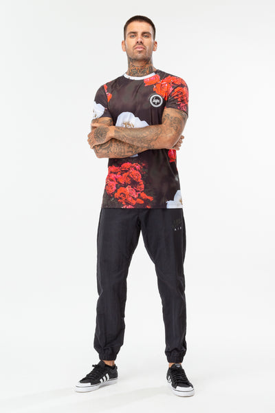 HYPE ROSE BED MEN'S T-SHIRT