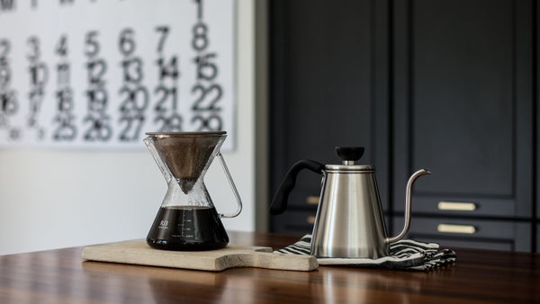 OVALWARE Pour Over Procedure