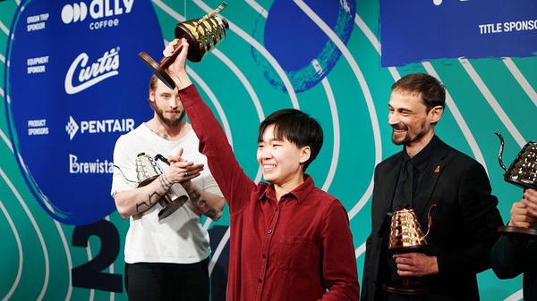 World Brewer's Cup 2019 Champion