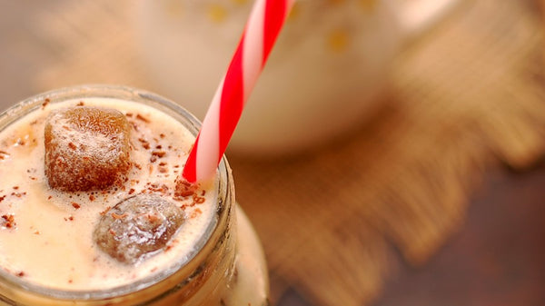 Vanilla Bean Iced Coffee Recipe