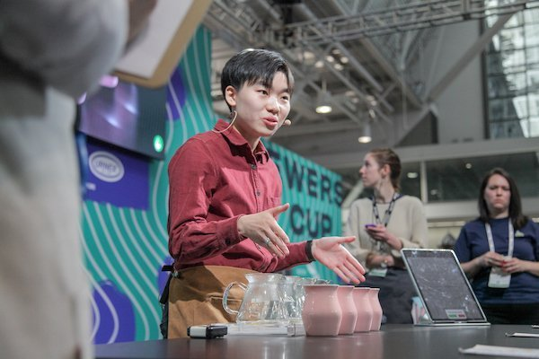 ovalware specialty coffee equipment blog world brewer's cup 2019 champion du jianing