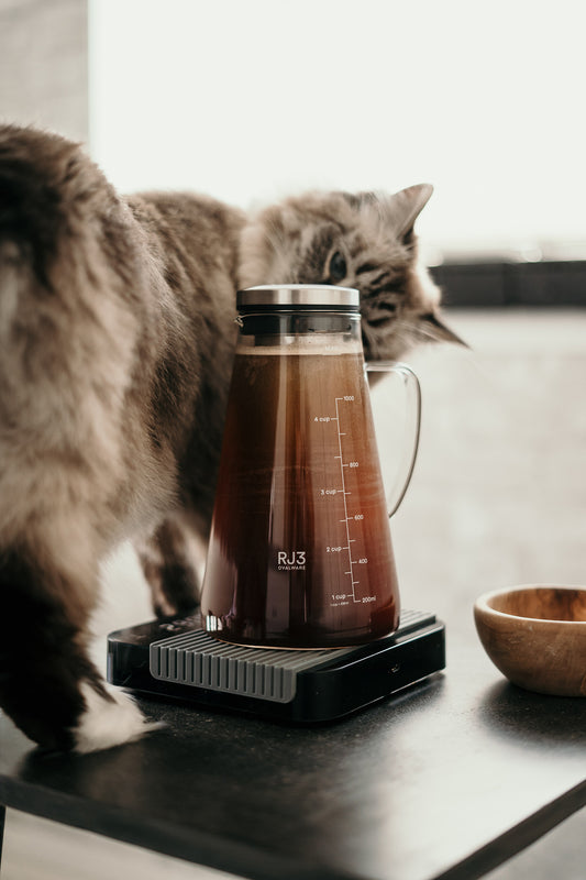 Ovalware specialty coffee equipment cold brew collection