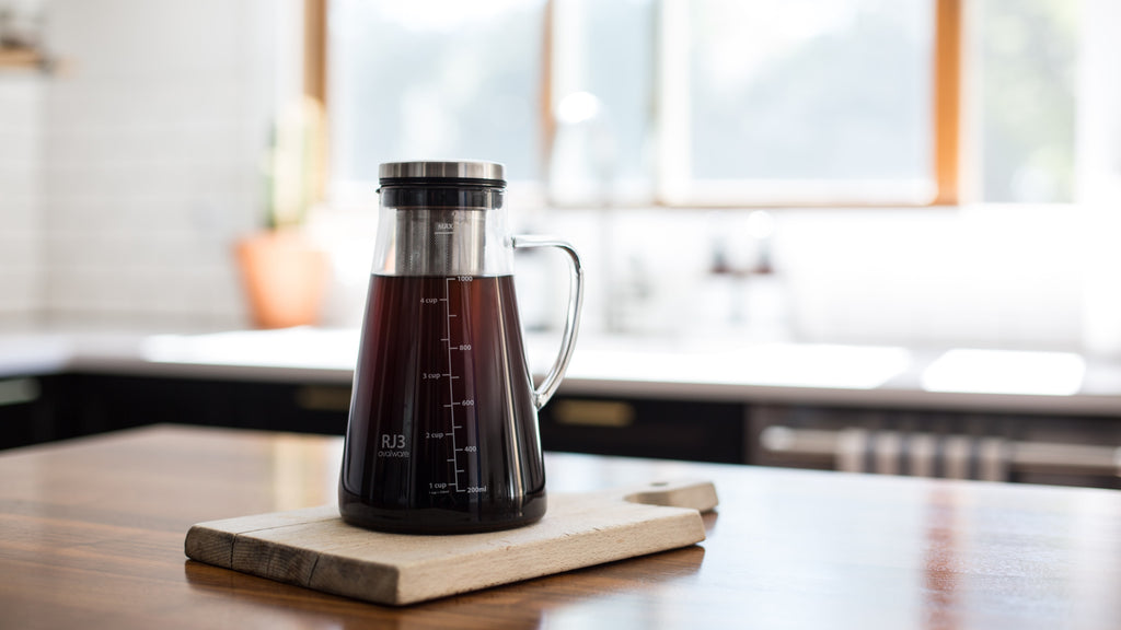 ovalware specialty coffee tea equipment blog money saving with cold brew
