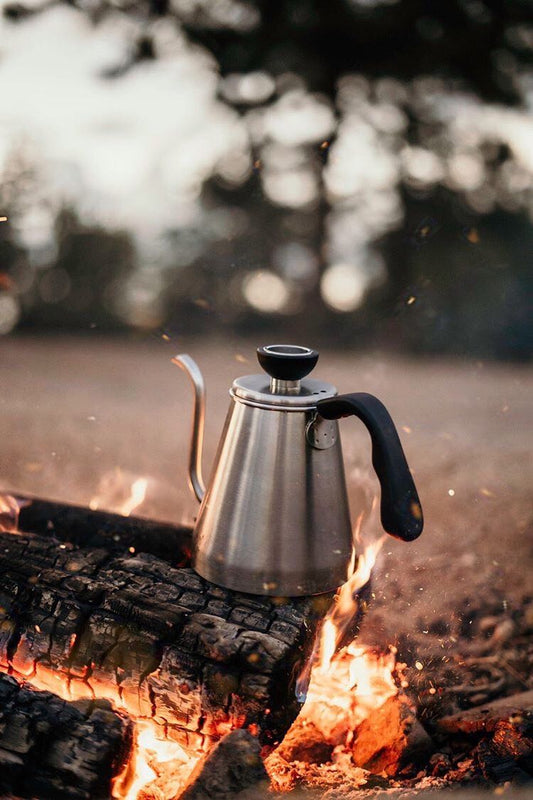 Ovalware specialty coffee equipment kettle collection