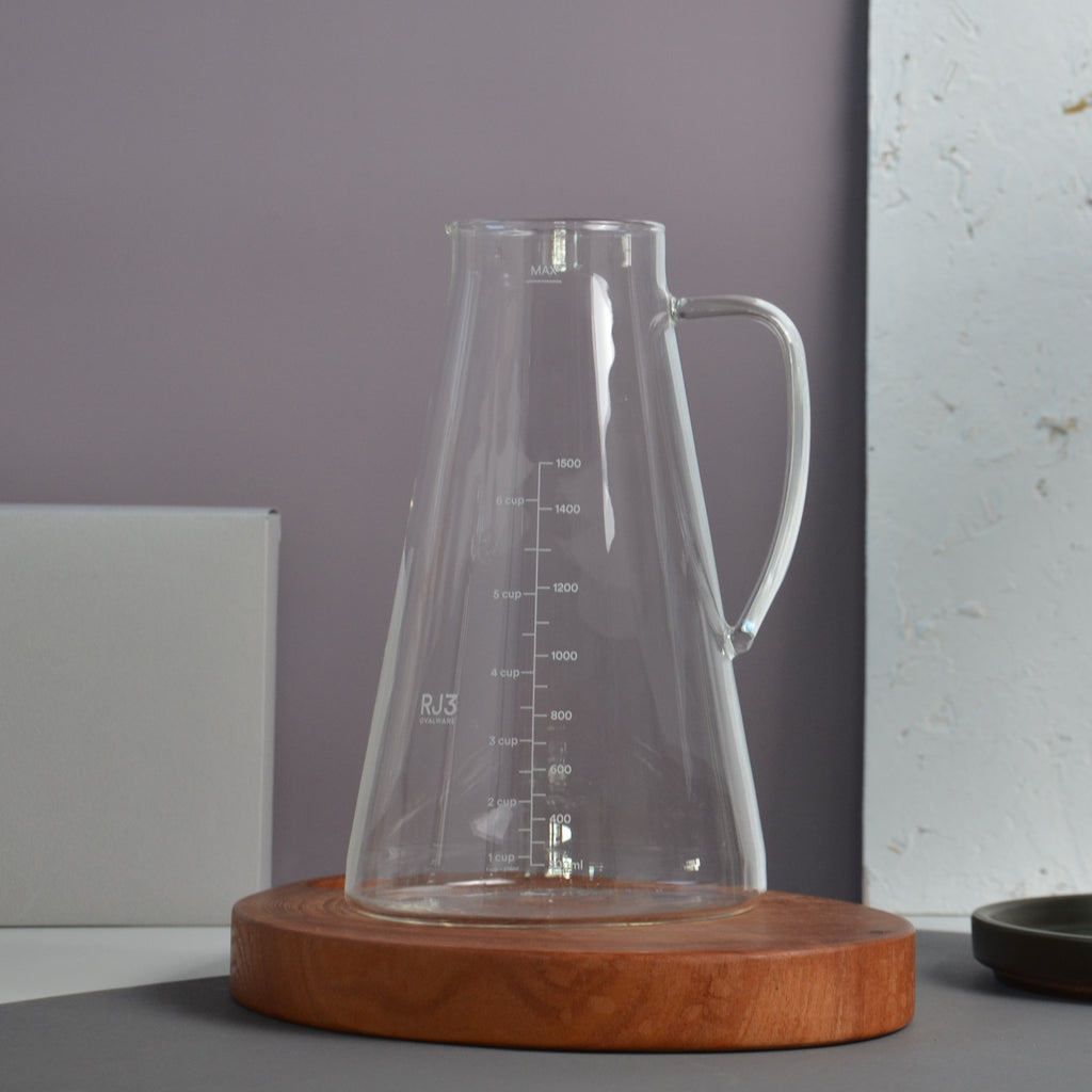 ovalware specialty coffee blog cold brew maker borosilicate glass