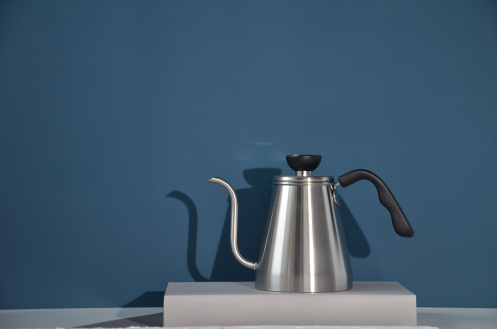 OVALWARE specialty coffee equipment pour over kettle with thermometer