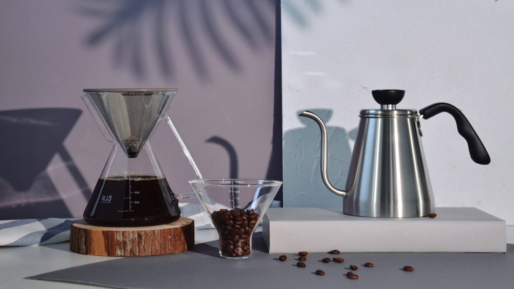 OVALWARE specialty coffee equipment homepage