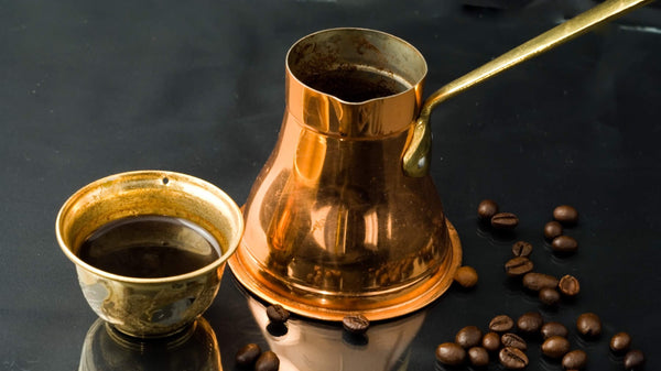 ovalware specialty coffee equipment, blog, different brewing methods around the world, Turkish coffee
