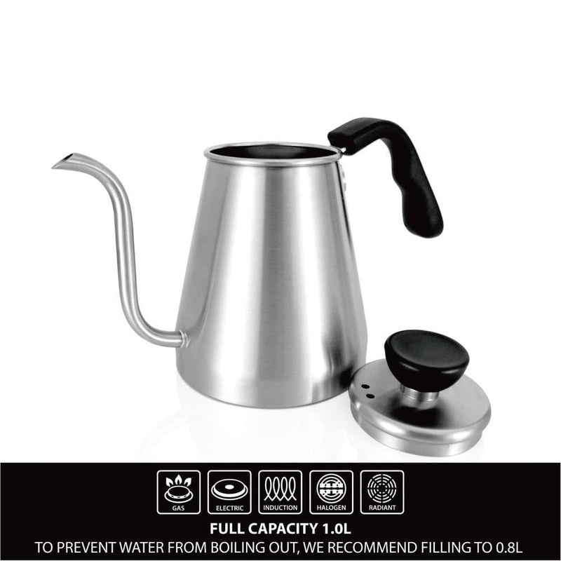 Pour Over Kettle w/o Thermometer - Ovalware