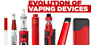 Evolution of Vaping Devices