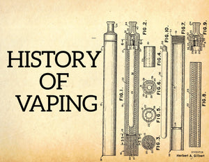 The History of Vaping Devices