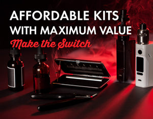 Affordable Kits with Maximum Value - Make the Switch Today!