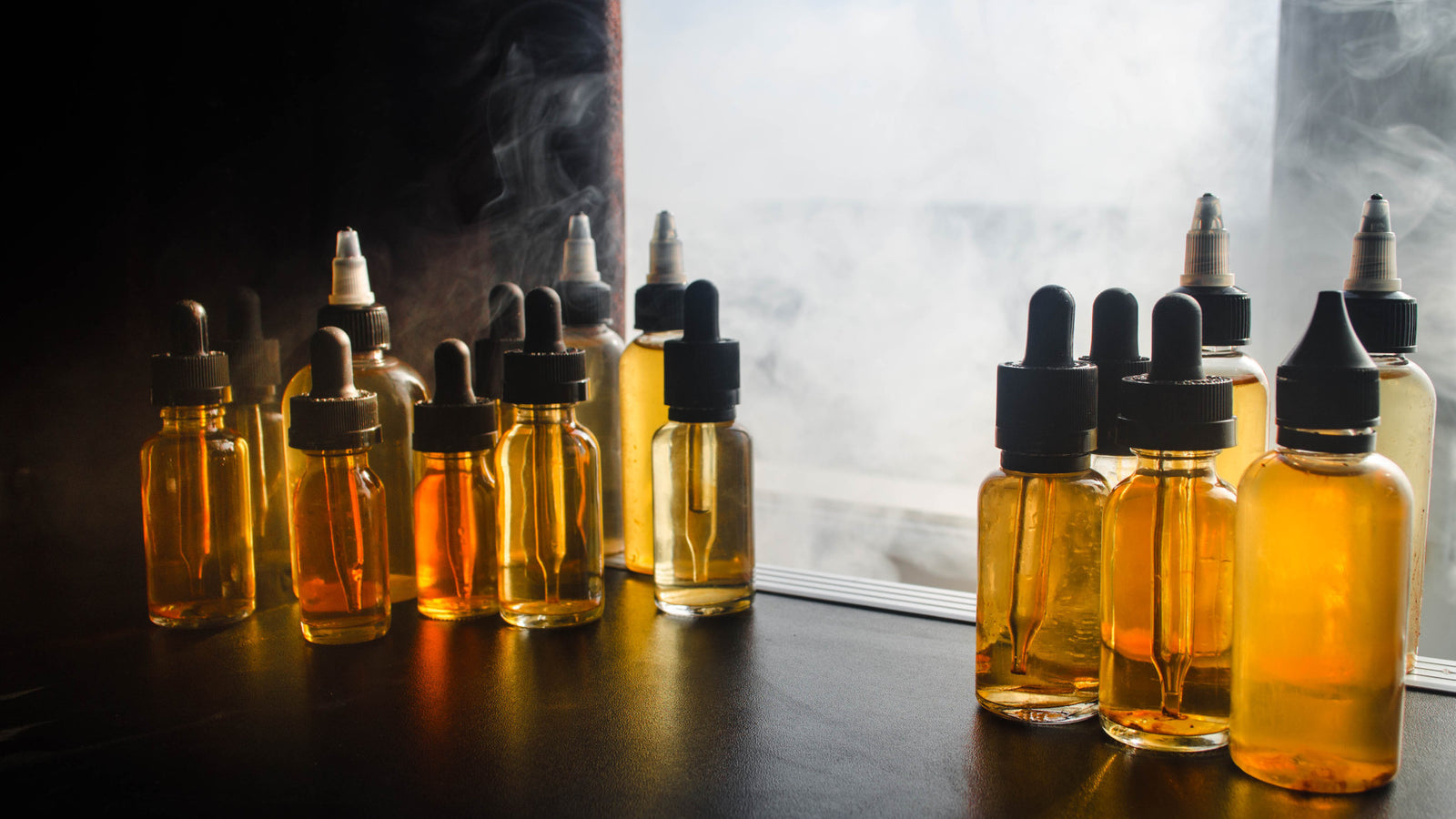 My local Vape Shop sells crazy expired e-juice and covers
