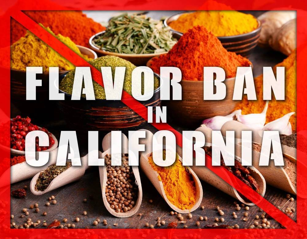 California Statewide Flavor Ban Hearing Coming March 27