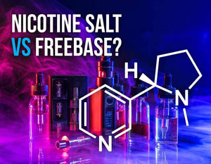 nic salt vs freebase