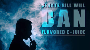 senate bans flavored e liquids