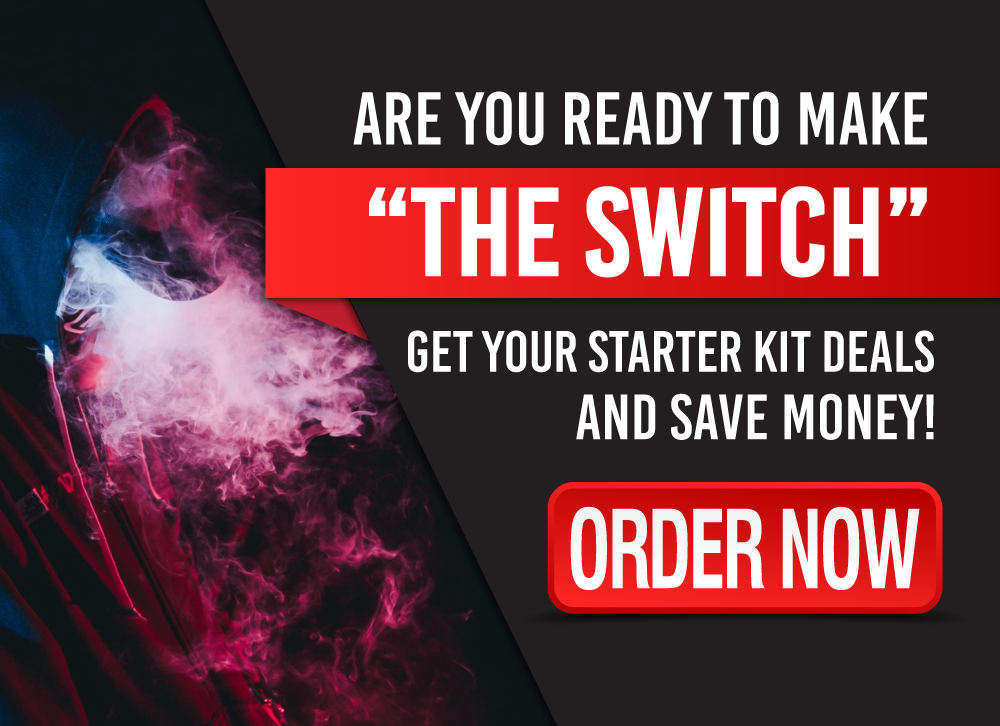 Are you ready to make the switch? Click here for your Beginner's starter kit bundle deal