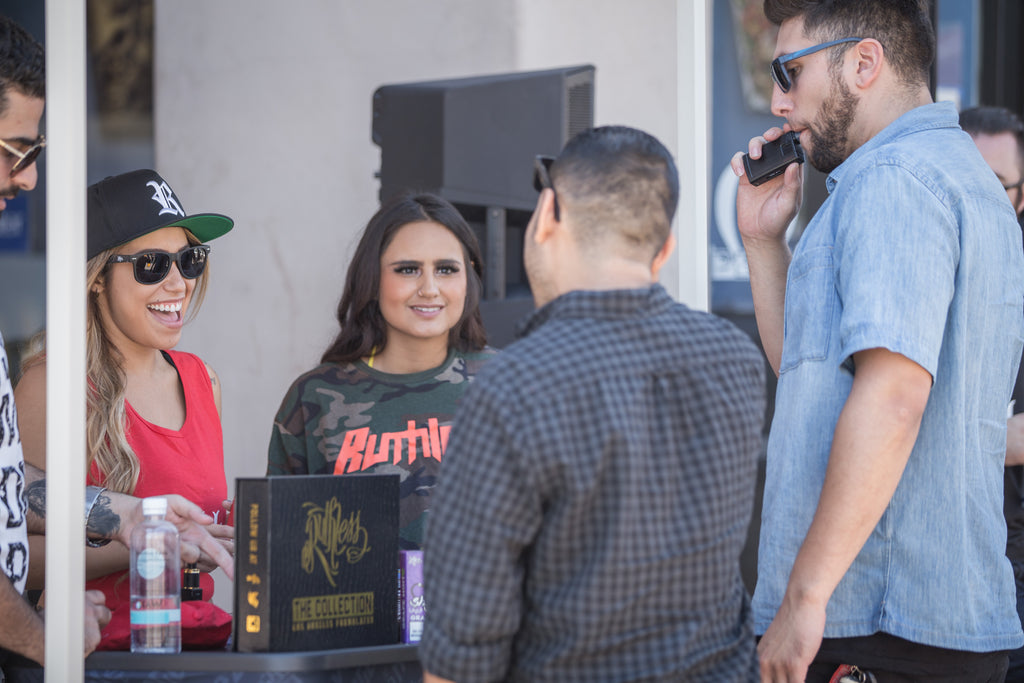 Ruthless E-Liquids at Vans US Open for Surfing