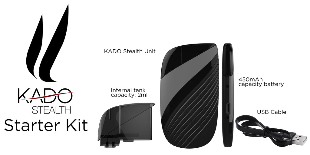 Kado Stealth Starter Kit Review