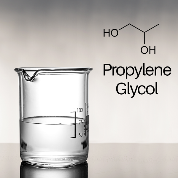 Propylene Glycol: Vape Juice Ingredients