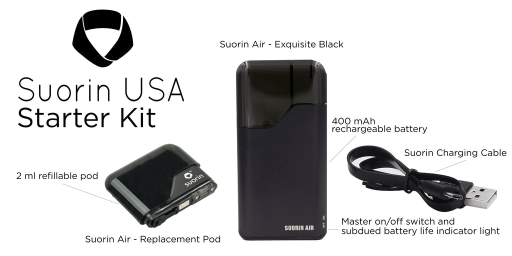 Suorin Air V2 Starter Kit Review