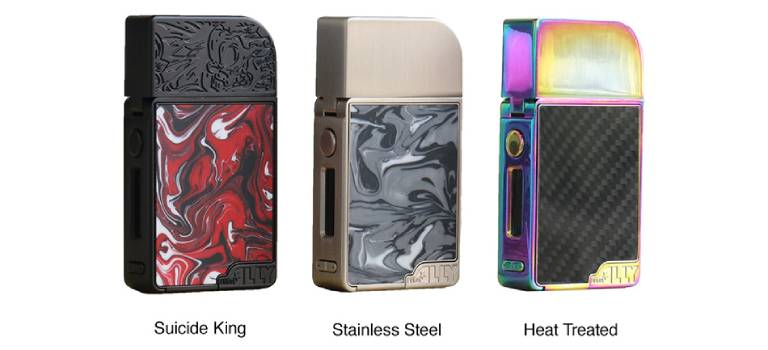 Purge Ally vape Pod System all versions