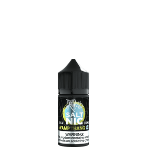 Ruthless Swamp Thang on Ice Nicotine Salt 30ml bottle