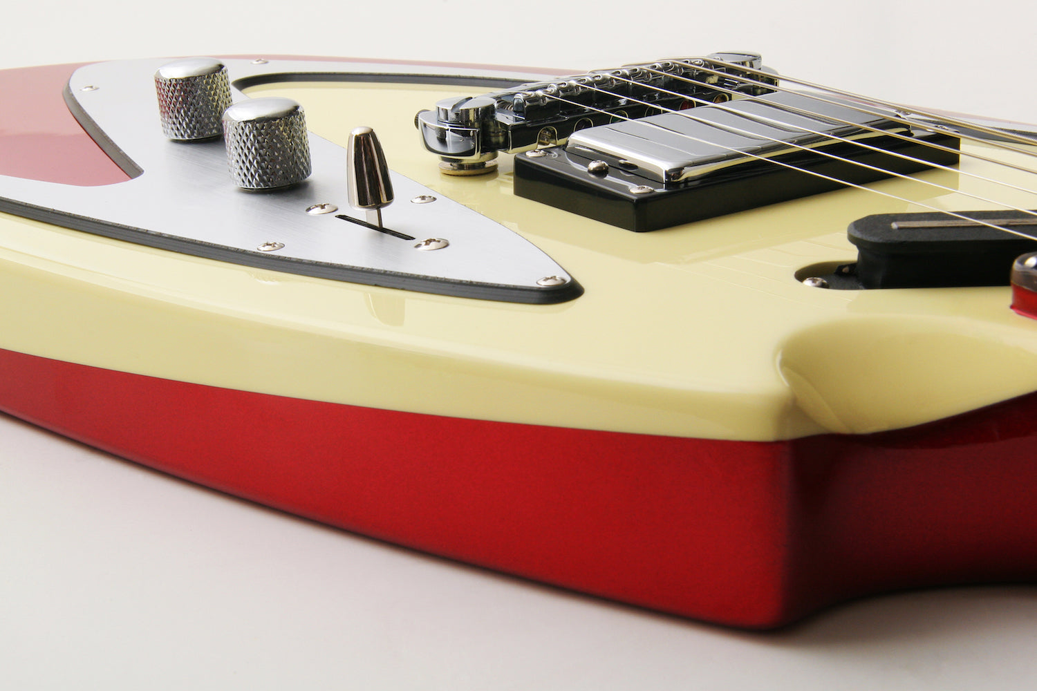 Backlund Guitars Model 100 Red