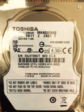 "Toshiba (MK4032GAS) 40GB, 4200RPM, 2.5"" IDE Internal Hard Drive - Anand International Inc."