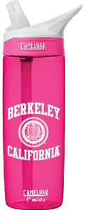 UC Berkeley Cal Camelbak .6L water Bottle- Pink