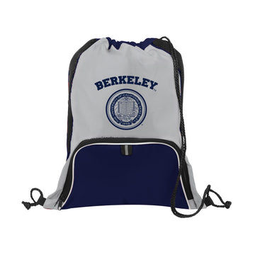 U.C. Berkeley Cal mesh accent sport pack -Navy