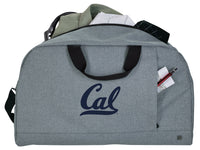 U.C. Berkeley Cal duffel bag-Gray-Shop College Wear