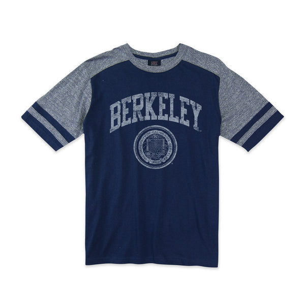 UC Berkeley Cal Men's T-Shirt - Navy-Shop College Wear