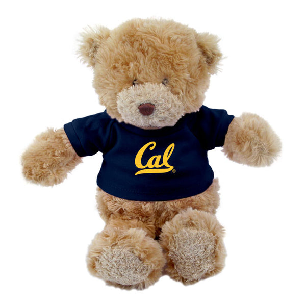 UC Berkeley Cal Barney Teddy Bear Brown-Shop College Wear