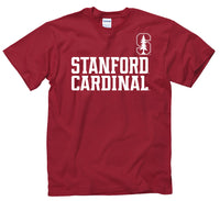 Stanford Cardinal Men's T-Shirt-Cardinal-Shop College Wear