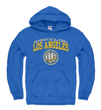 UCLA Bruins Double Arch Men's Hoodie Sweatshirt-Blue-Shop College Wear