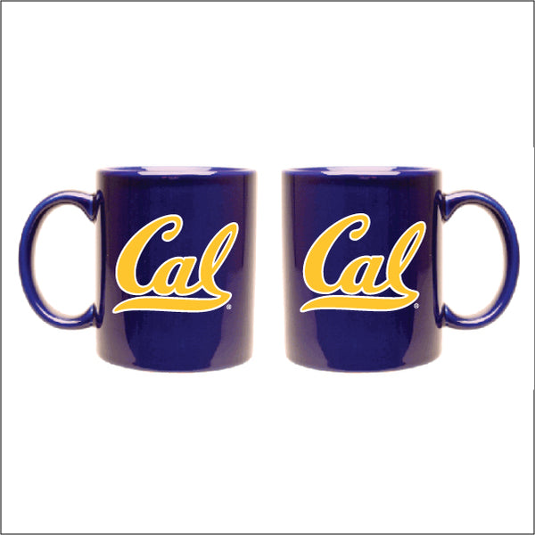 University Of California Berkeley Cal 11 Oz. Coffee Mug - Navy-Shop College Wear