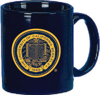 UC Berkeley Golden Bears Cal Mug 11 Oz. - Navy-Shop College Wear
