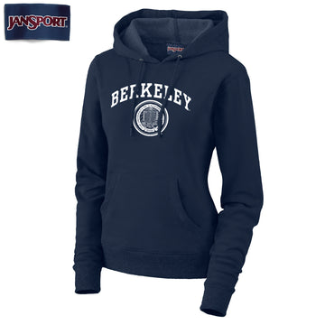 UC Berkeley Jansport Women's Hoodie Sweatshirt - Navy