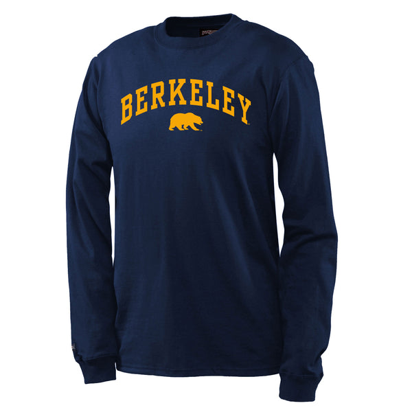UC Berkeley Men's Long sleeve T-Shirt - Navy-Shop College Wear