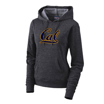 UC Berkeley Cal Women's Sweatshirt-Charcoal