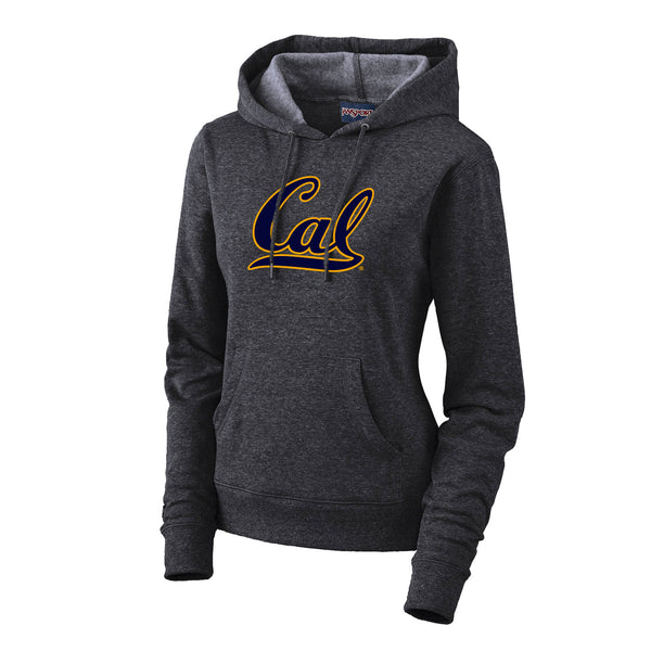 UC Berkeley Cal Women's Sweatshirt-Charcoal-Shop College Wear